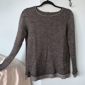 Lightweight grey sweater